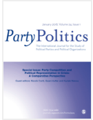 From agenda setters to agenda takers? The determinants of party issue attention in times of crisis
